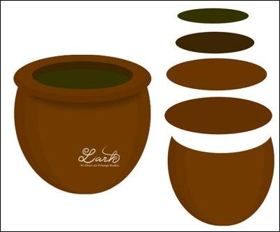 植木鉢サンプル