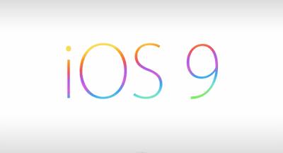 iOS 9 はいかがですか?