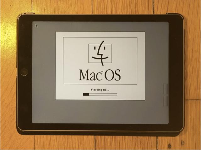 iPad Air 2 でMac OSが動く日が?!