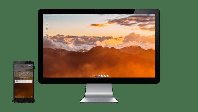Android端末をデスクトップ端末のように使う「Maru OS」とは?