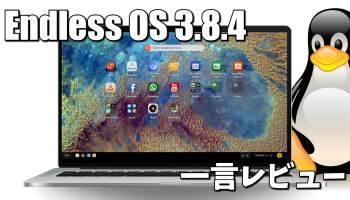 一言レビュー: Endless 3.8.4
