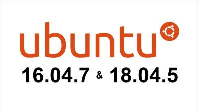 定番の Linux ディストリビューション Ubuntu 16.04.7 LTS, 18.04.5 LTS リリース