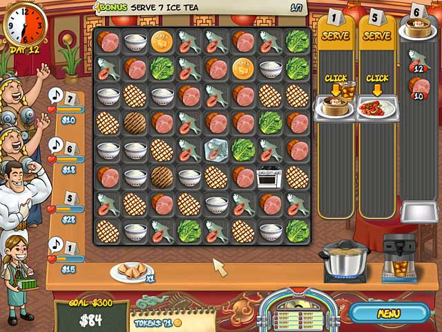 Play Free Online Games Restaurant Rush