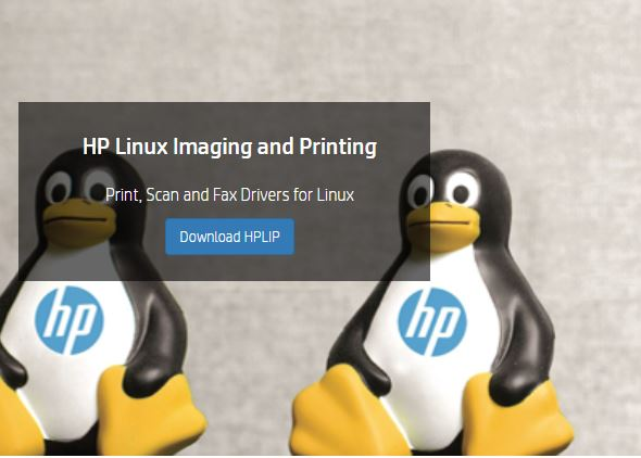 HPLIP - HP Linux Imaging and Printing