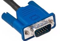 What is a VGA Cable Used For