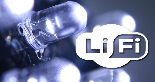 Li-Fi - A Futuristic Data-transfer System