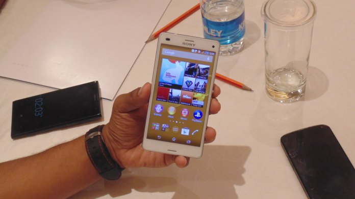 Sony Xperia Z3 and Z3 Compact flagship smartphones launched in India