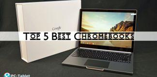 Top 5 Best Chromebooks