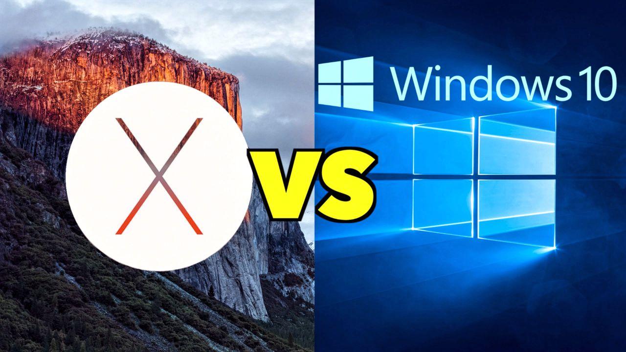Should I buy macOS Catalina or Windows 10?