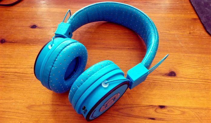 Brainwavz Kidwavz KV-100 Bluetooth Headphones