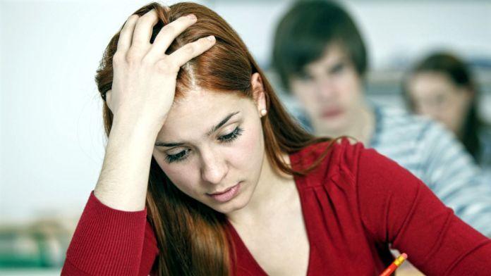 teenager's stress hormones