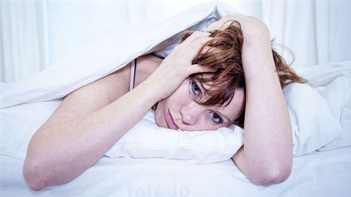Unhealthy sleep patterns