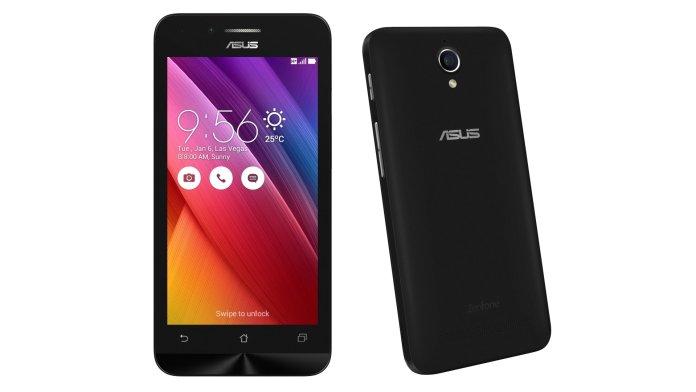 Asus Zenfone Go 4.5 ZC451TG Pc-Tablet Media