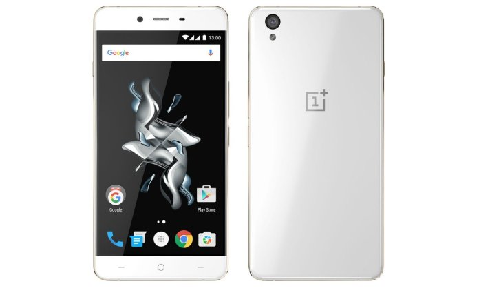 OnePlus X Champagne Pc-Tablet Media