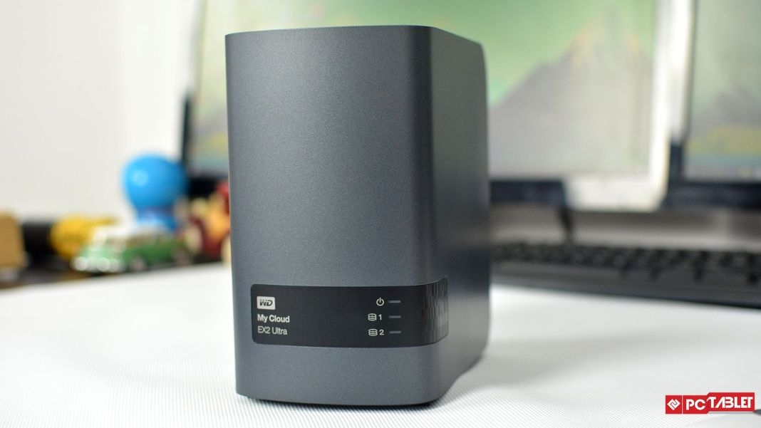 WD My Cloud EX2 Ultra Review: Best NAS device at decent price