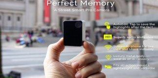Perfect Memory camera