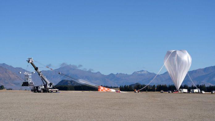 NASA Ballon