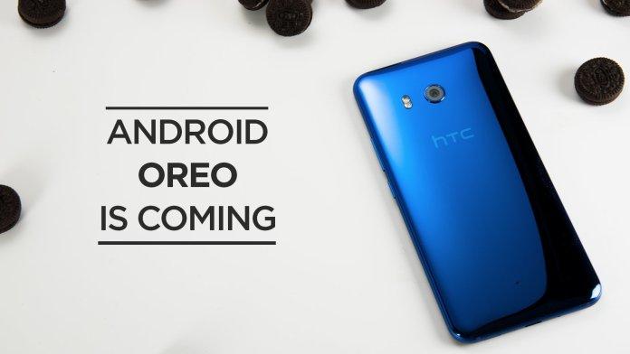 HTC 8.0 Oreo