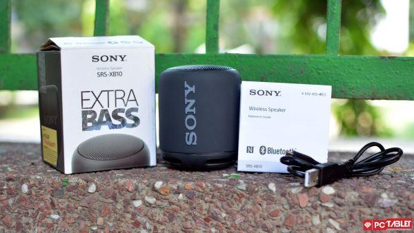 Sony SRS XB10