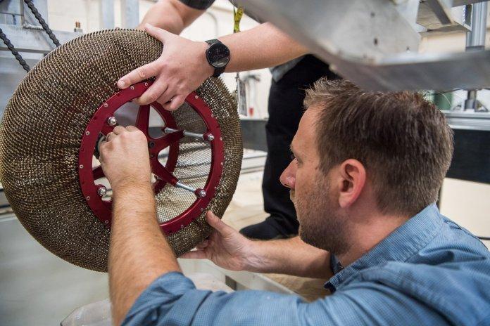 NASA Tires