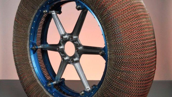 goodyear nasa spring space tires