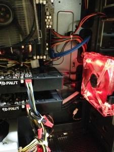 GALLERIA ZT-SLIグラボ冷却120150820