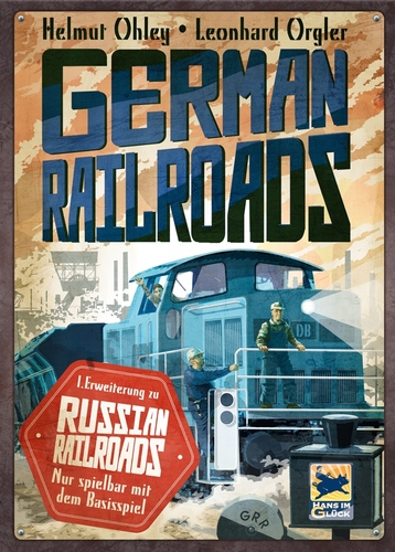 GermanRailroads