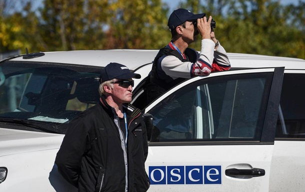 ОБСЄ знов працює в Горлівці