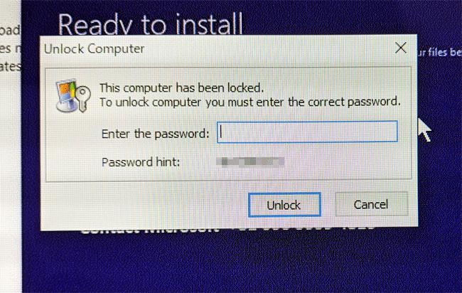 Lock My PC