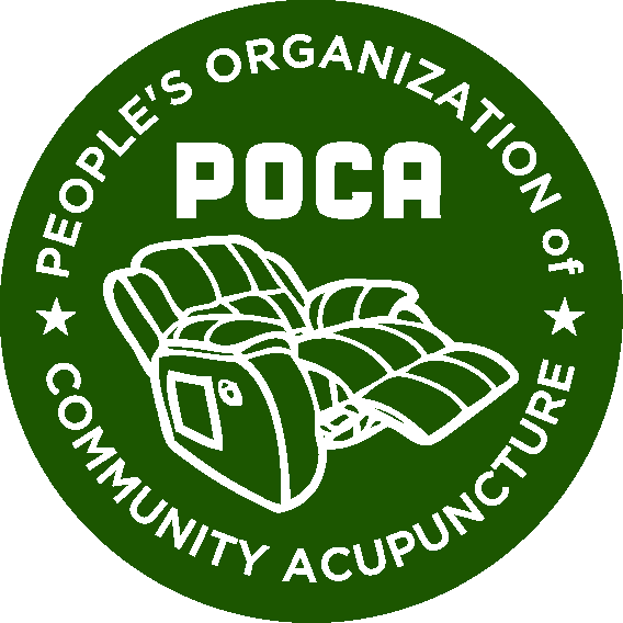 POCA dark green logo