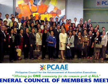 PCAAE Group Picture