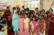 Visited Pratham - Shelter Home for Under-Privileged Girls