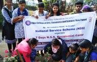 Social Camp in Siddhikaravle Taloja Phase 1