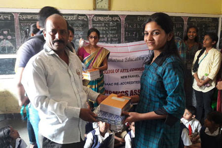 Literacy Drive in Government School
