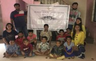 Literacy Drive at Kamal Arnav Charitable Trust