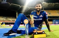Our alumni Suryakumar Yadav (71* runs of 54 balls) took Mumbai Indians to the finals. He won FBB Stylish Player Trophy, Harrier Super Striker Car, Man of the Match Trophy.
