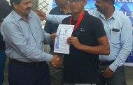 Mumbai University Aquatic Championship