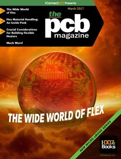 The PCB Magazine - March 2017