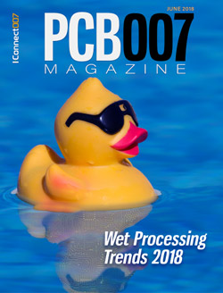 The PCB MAgazine - June 2018