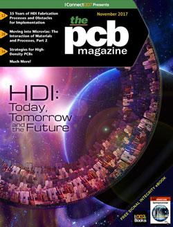 The PCB Magazine - November 2017