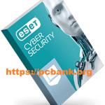 ESET Cyber Security Crack 6.10.600.0 Plus Keygen Free Download