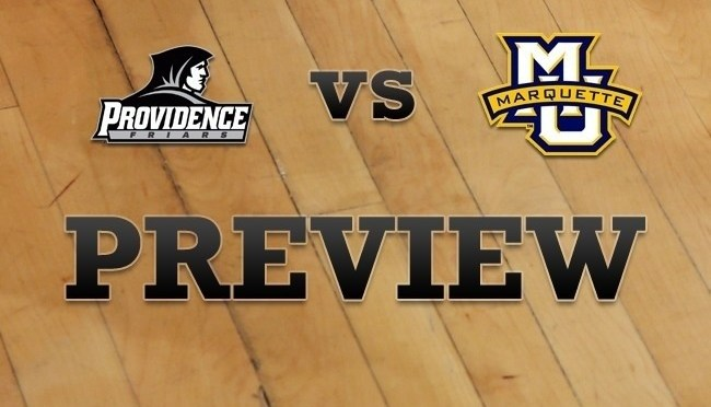 Game Notes & Preview: PC @ Marquette 1/30/14