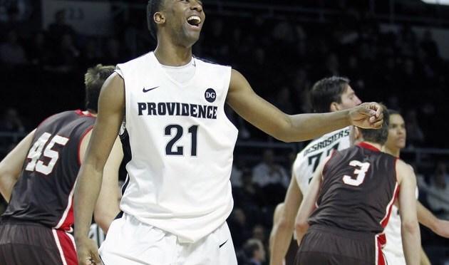 Friars Lose: Providence 52, (7) Virginia 63