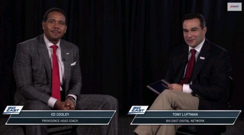 Big East Digital Network – Off the Court: Providence Head Coach Ed Cooley