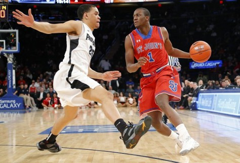 Big East Tournament: Déjà Vu for Friars and Red Storm