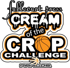 FullCourt Press Cream of the Crop Challenge Logo