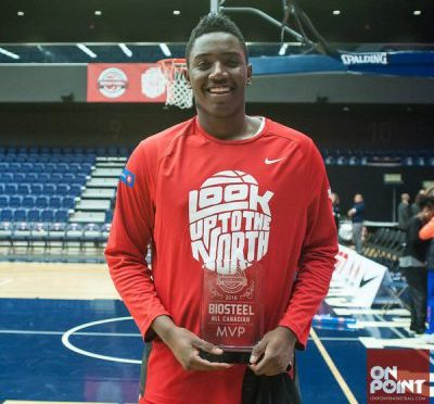 Providence Gets Commitment from 2016 Canadian Big Man Kalif Young