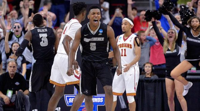 Friars Win: New Hampshire 62, Providence 76