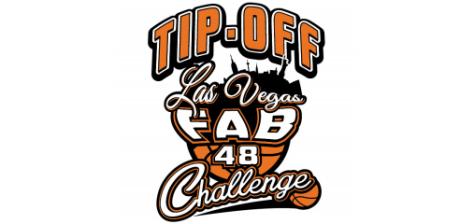 Las Vegas Fab 48 Tipoff Challenge logo
