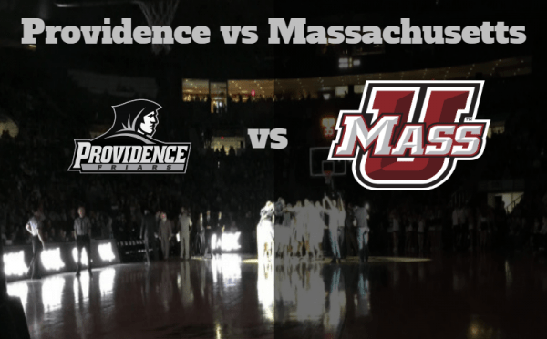 Game Notes & Preview: Providence (7-2, 0-0) vs Massachusetts (6-2, 0-0) 12/10/16